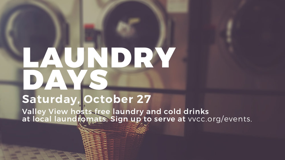 laundry days october dallas