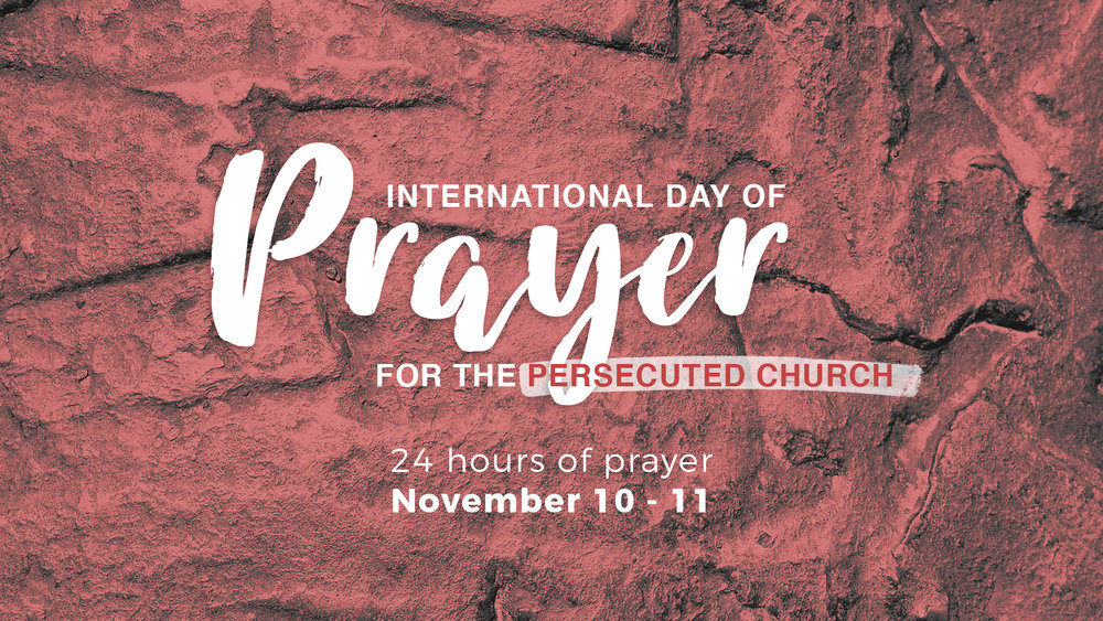International day of prayer for the persecuted church valley view dallas