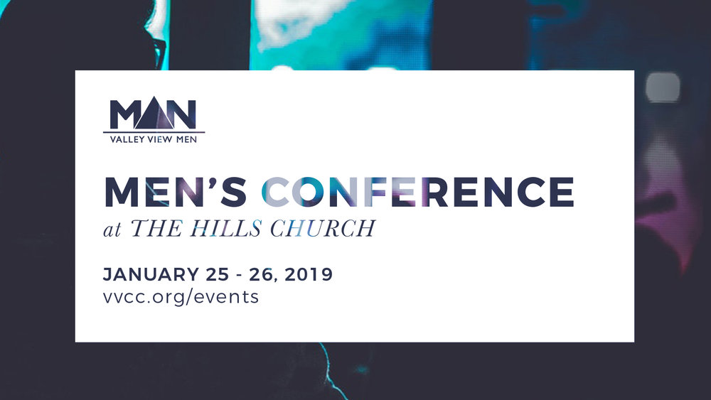 men's conference 2019 the hills church valley view dallas