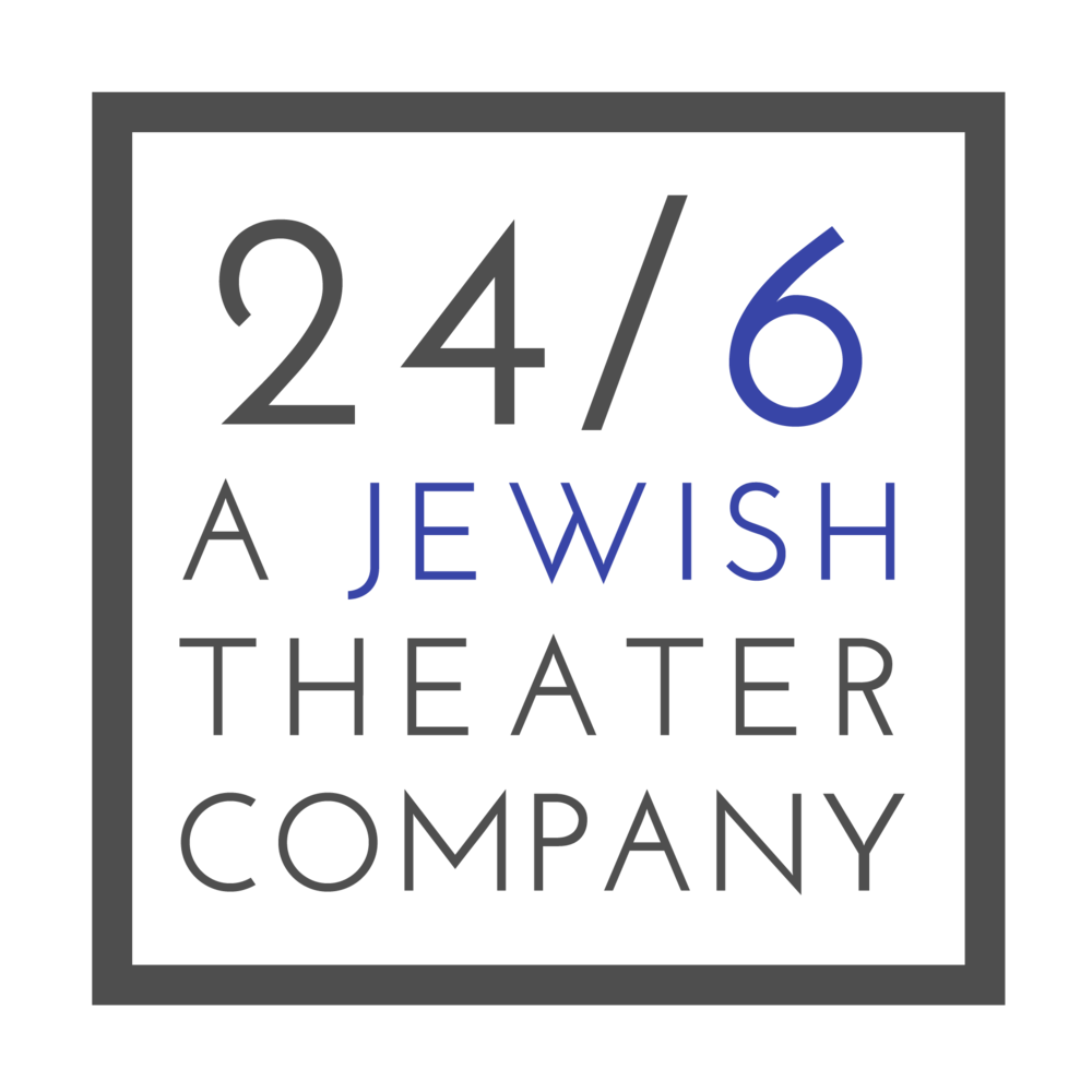 Logo Re-Design for Jewish Theater Company