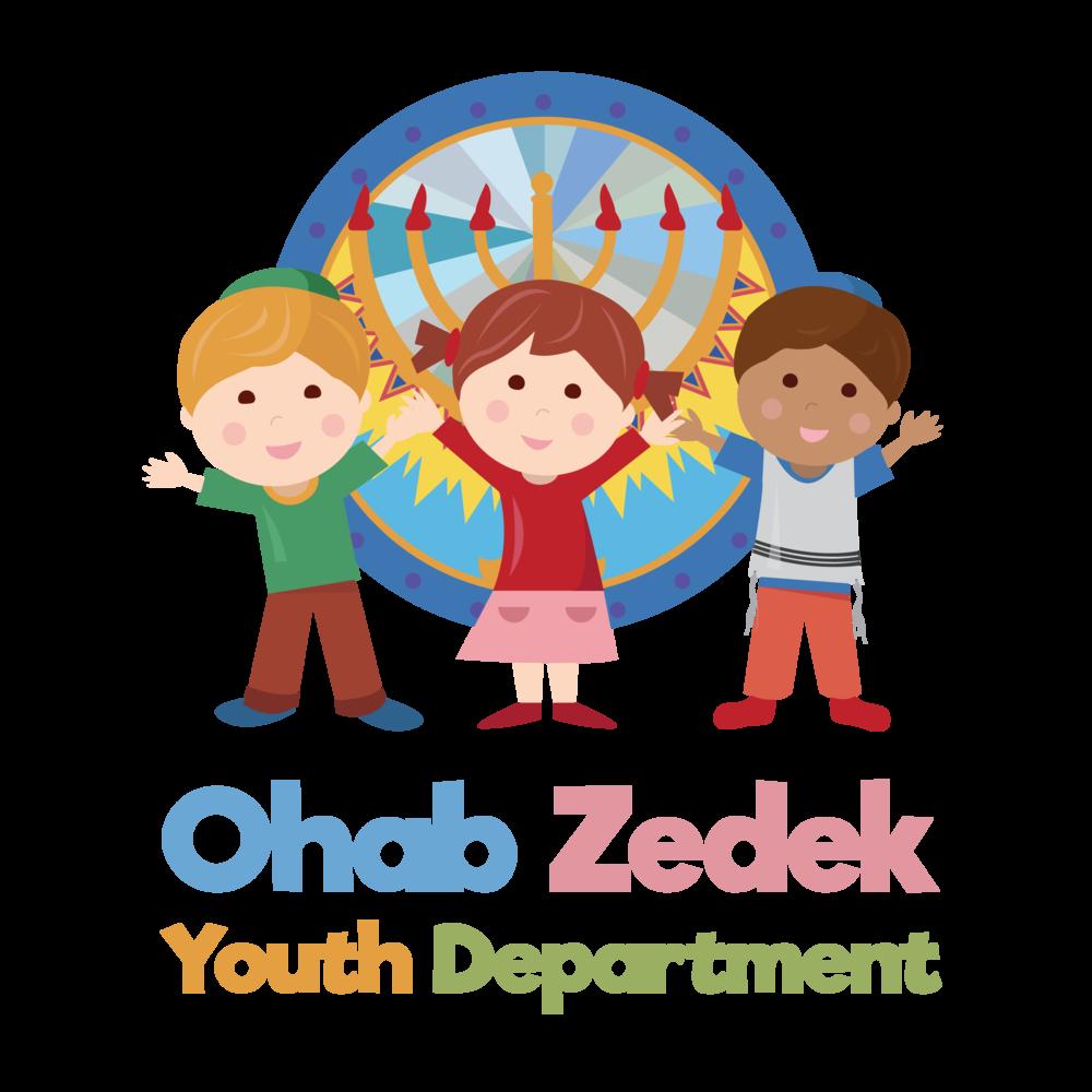 OHAB ZEDEK YOUTH DEPARTMENT LOGO