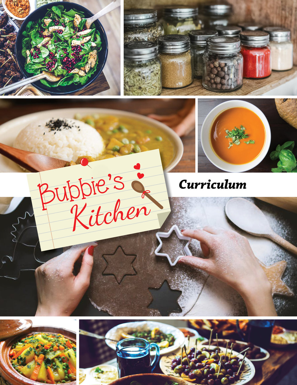 Curriculum Design - Designed by Shera, this 203 page Jewish Cooking curriculum was launched at the Hazon Food Conference in August of 2018. Bubbie's Kitchen is a brand new Jewish educational family engagement cooking curriculum from K-6 grades. The core of this global curriculum is teaching and exposing children and families to Jewish cuisine and culture in nearly every continent where Jewish community can be found. You may view a selection of the curriculum by clicking the image.