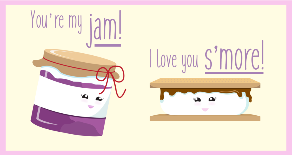 FOOD PUNS I: LOVING YOU