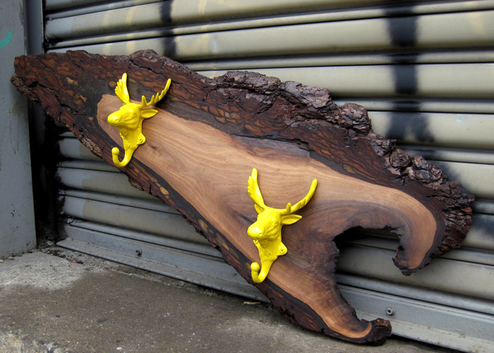 The Norman St. Coat Racks