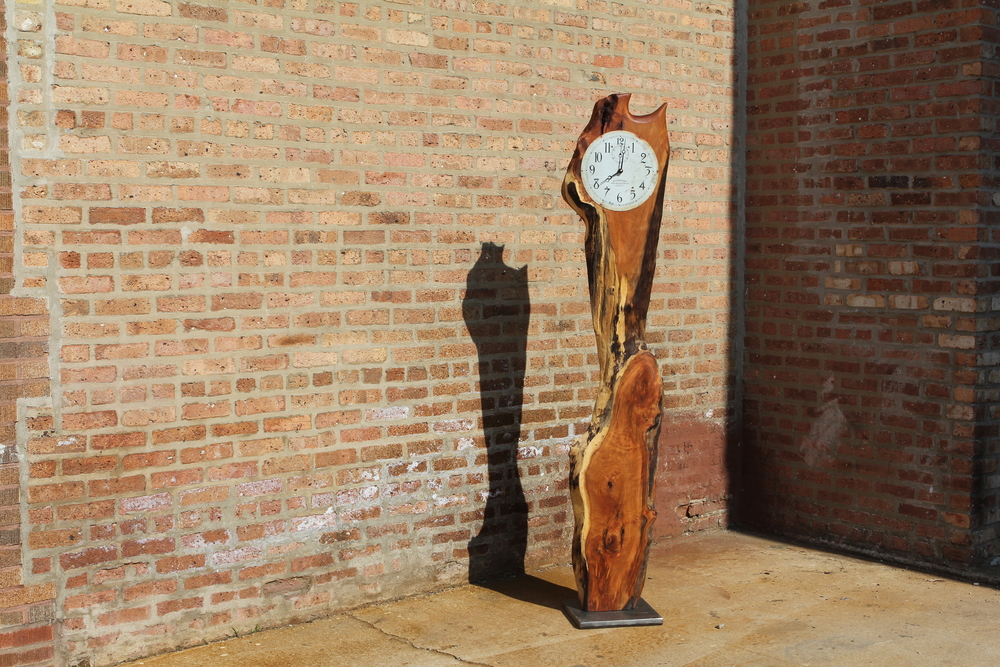 "Bedford Ave. ""Grandfather"" Clock"