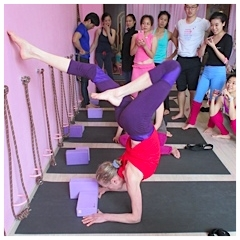 Private Yoga    No bodies are alike. Yoga is best taught one-on-one, with each session tailored to your individual needs and aspirations. Students of all levels and abilities benefit from the focused attention not possible in group classes You are worth it!   Read more