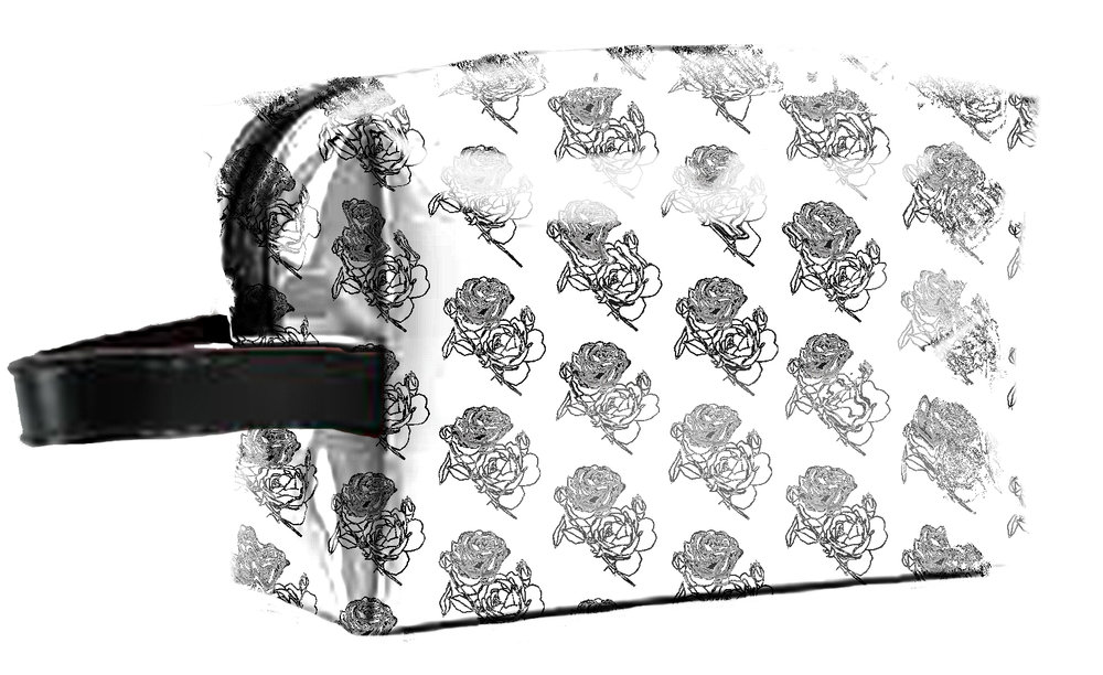 gray blk wht roses cosmetic bag.jpg