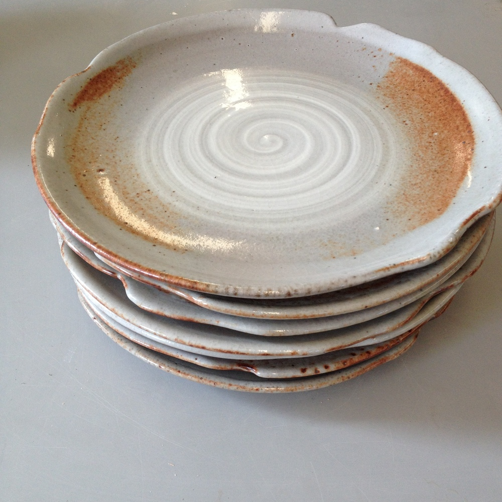 Shino Plates