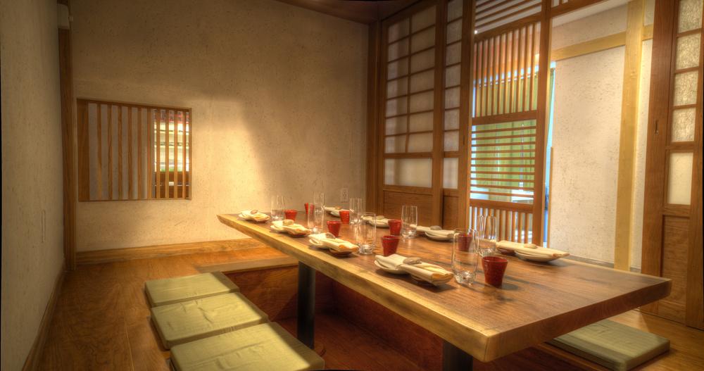 Tokyo Midtown Private Dining Restaurants  The RitzCarlton