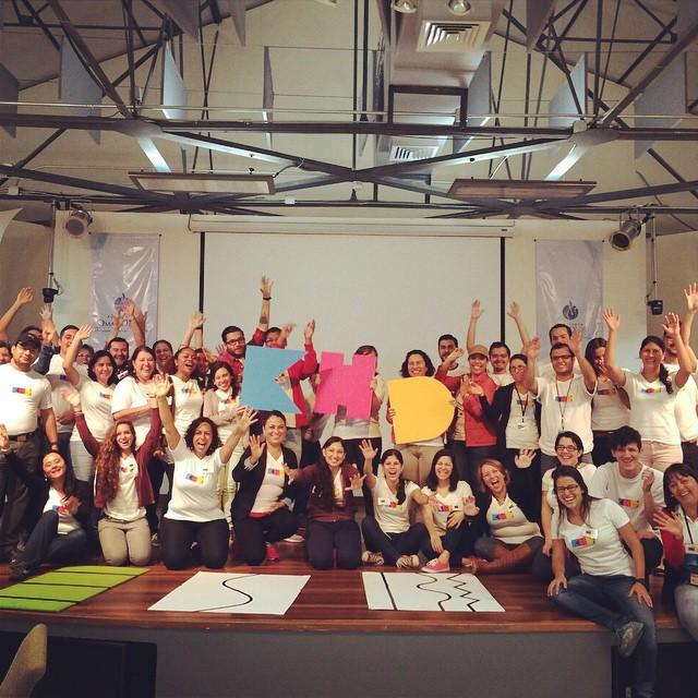 #khdsanjose facilitation crew!