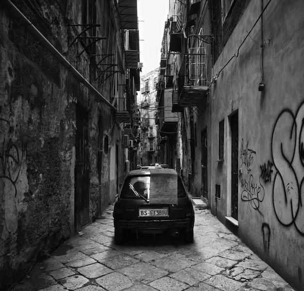 John Riddy, John Riddy, Palermo (Frangiai), 2012