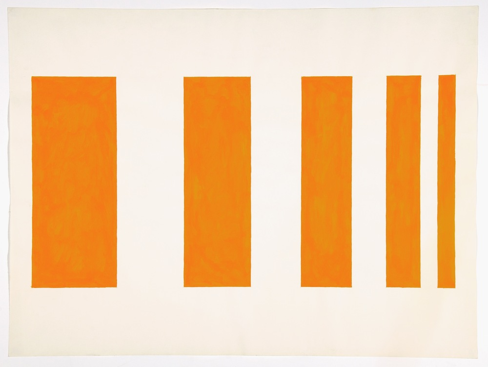Paul Mogensen, no title, 5 part, 1967