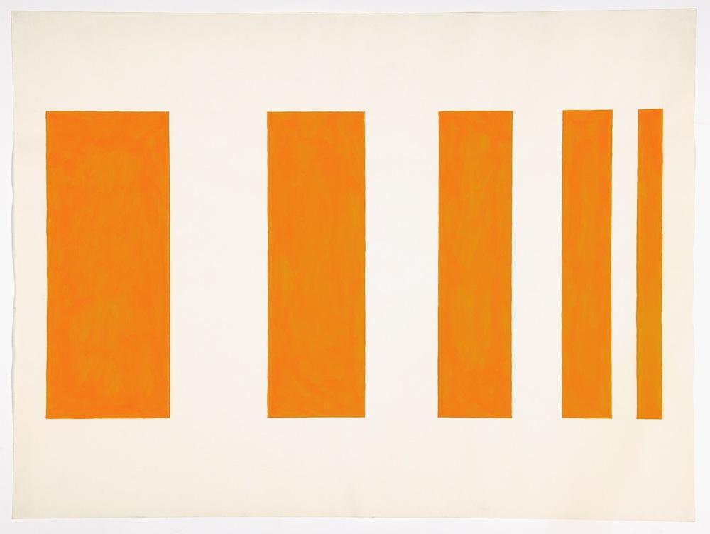 Paul Mogensen, no title, 5 part, 1967