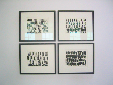 Karl Benjamin at Lawrence Markey 2006 installation view.jpg