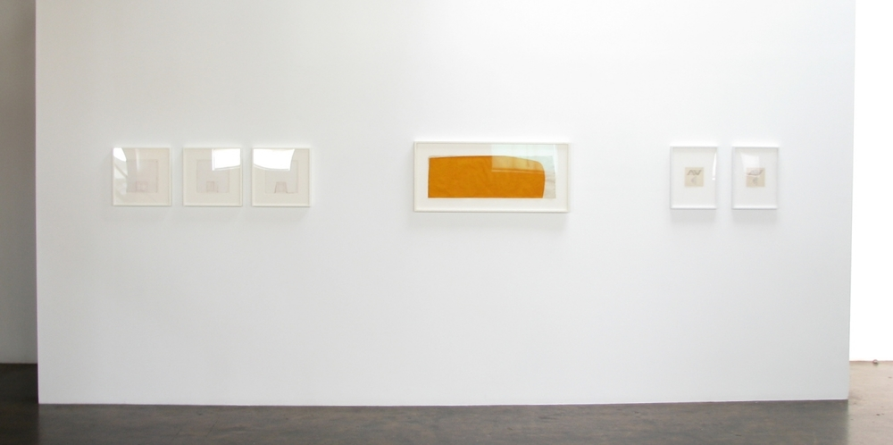 james-bishop-at-Lawrence-Markey-2009-installation-view