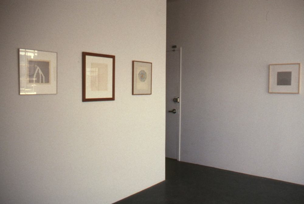 james-bishop-at-Lawrence-Markey-1997-installation-view