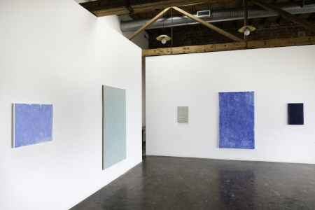 john-zurier-at-Lawrence-Markey-2014-installation-view