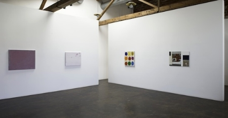 john-zurier-at-Lawrence-Markey-2012-installation-view