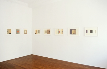 ernst-caramelle-at-Lawrence-Markey-2004-installation-view