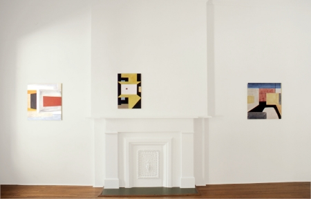 ernst-caramelle-at-Lawrence-Markey-2000-installation-view