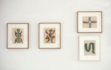 acharya-vyakul-at-Lawrence-Markey-2000-installation-view