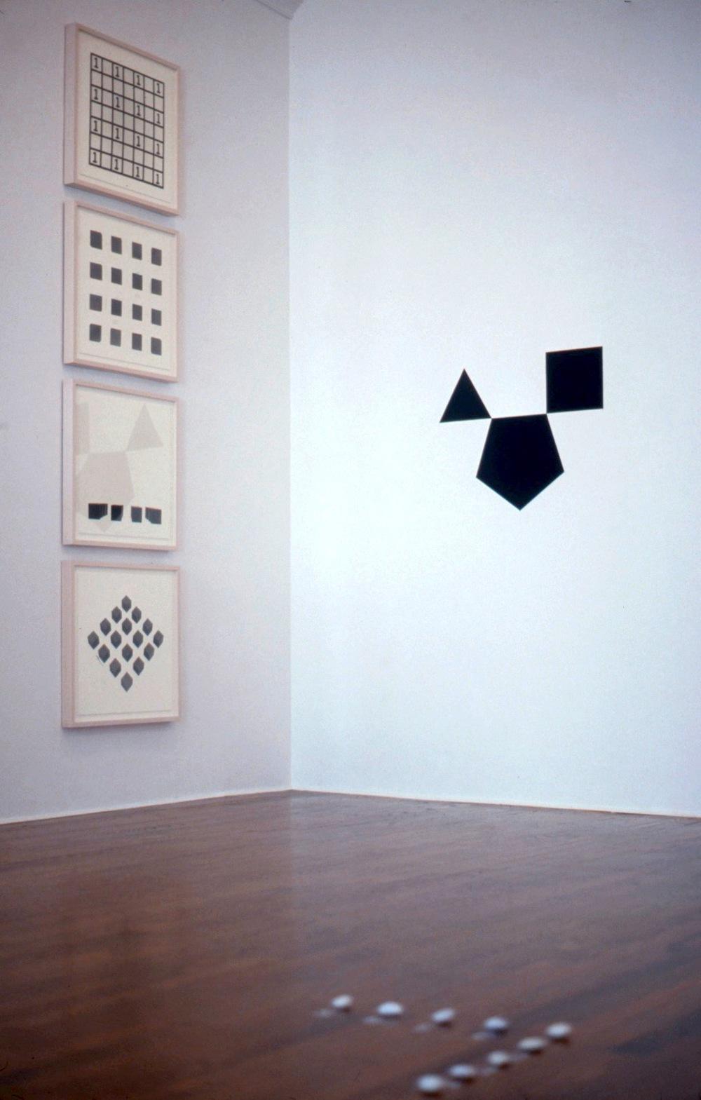 Mel Bochner at Lawrence Markey 2001  4.jpeg