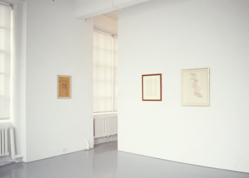 Richard Tuttle at Lawrence Markey 1992 2.jpeg