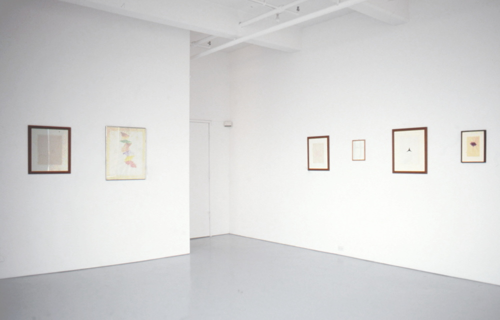 Richard Tuttle at Lawrence Markey 1992 1.jpeg
