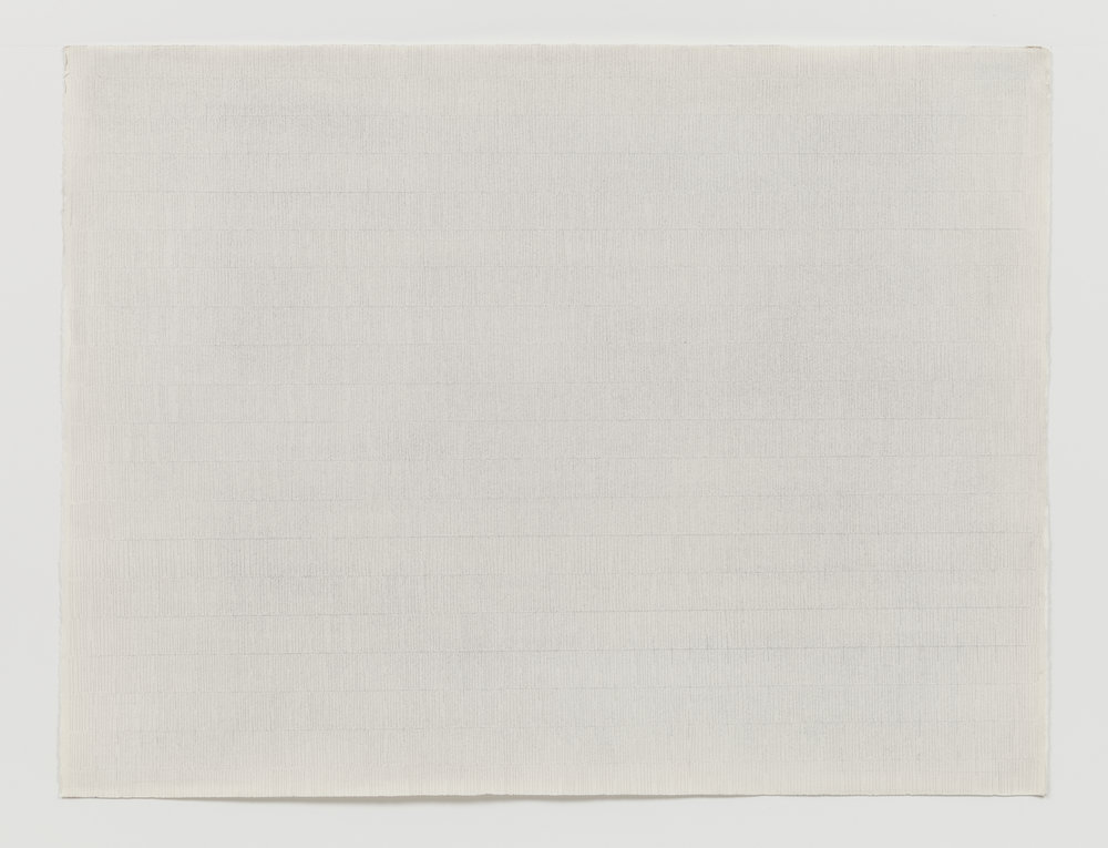 Rudolf de Crignis,  No. 91122 , 1991, Pencil on paper, 19 1/2 x 25 3/4 inches  Lawrence Markey Inc.  1/6