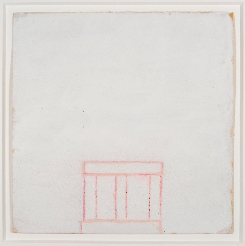 James Bishop Untitled (Tuscan Series)