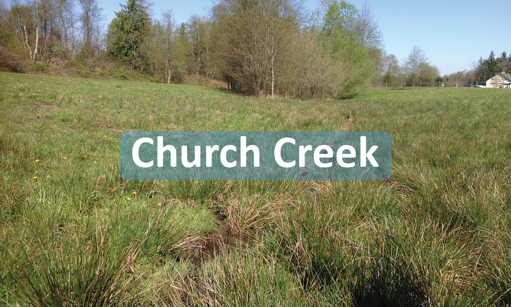 Church Creek Project Button