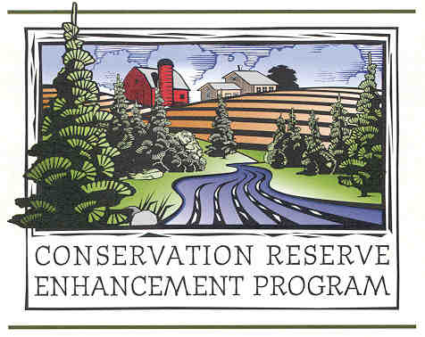 conservation reserve enhancement program logo