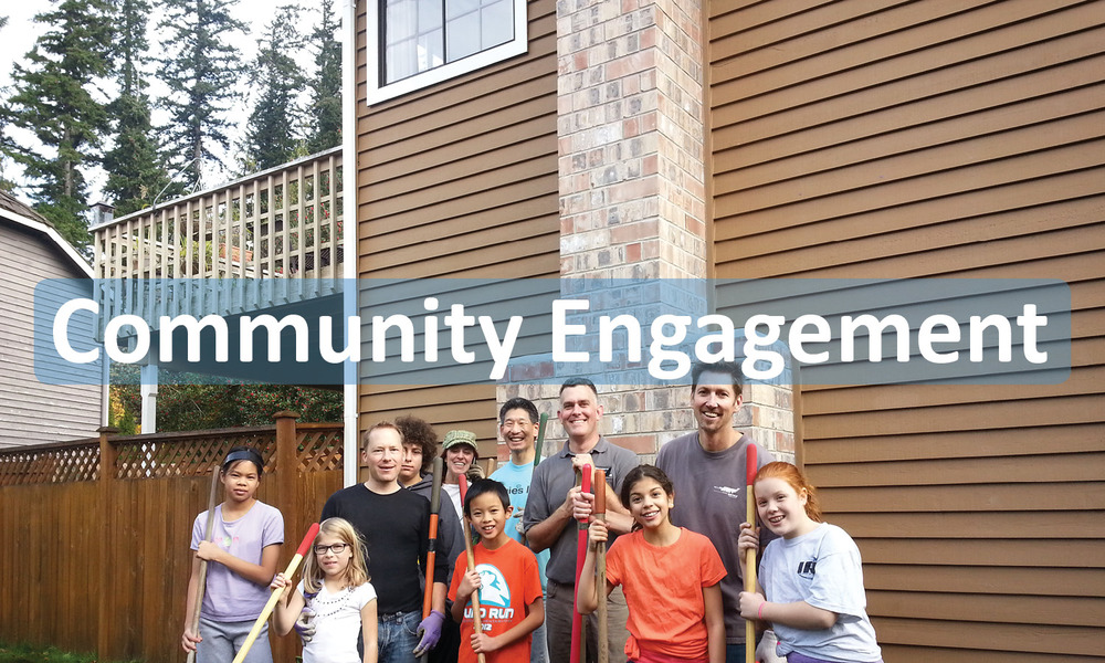 Community Engagement Program Button
