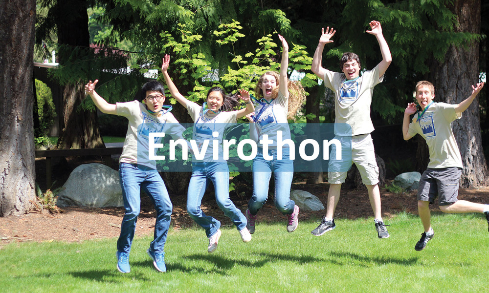 Button for Envirothon