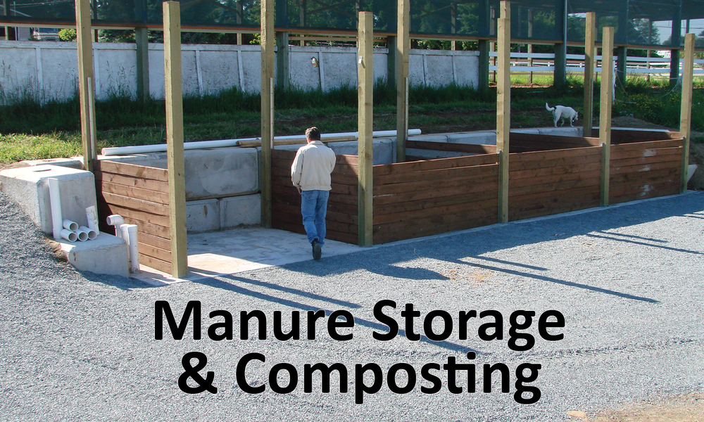 Manure Storage and Composting