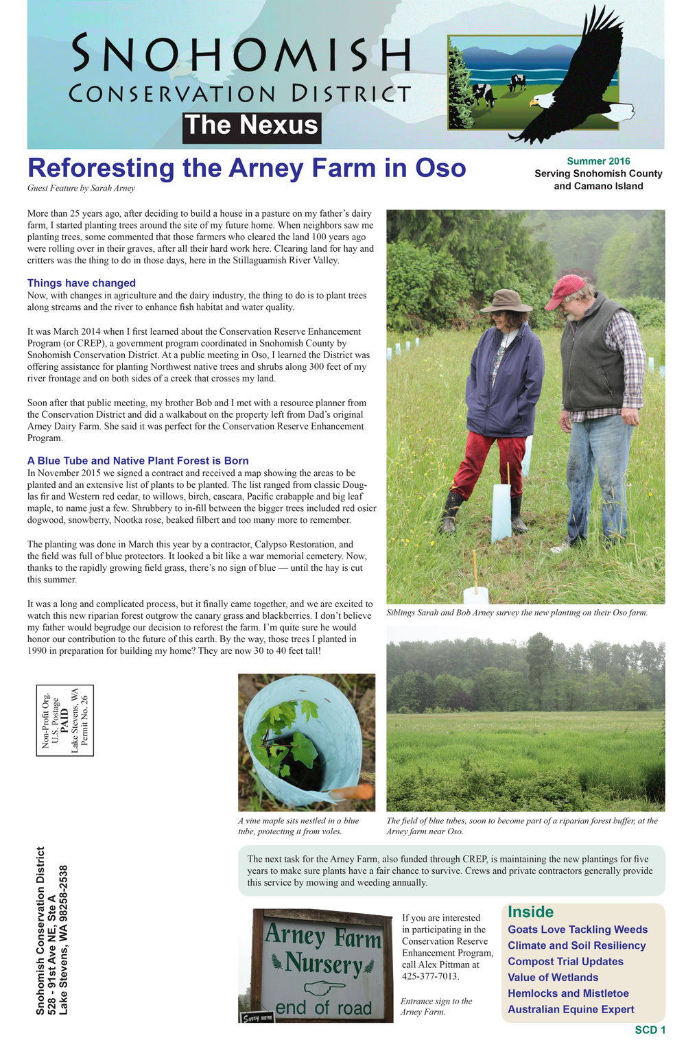 the nexus u2014 snohomish conservation district