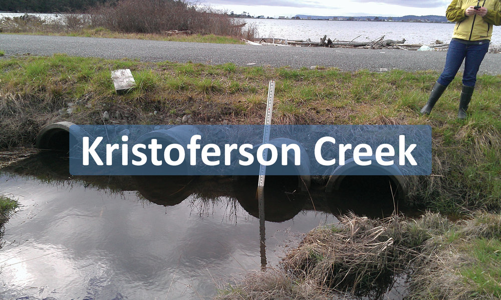 Button to Kristoferson Creek Special Project Area Page