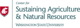 Washington State University Center for Sustaining Agriculture and Natural Resources Logo