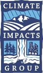 University of Washington Climate Impacts Group Logo