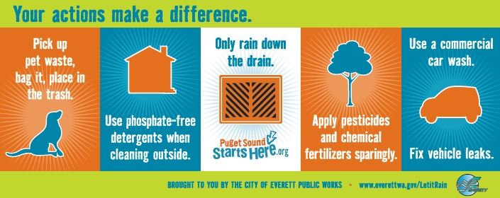 Graphic courtesy of the City of Everett Public Works