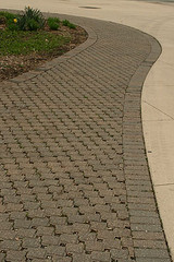 Interlocking Permeable Pavers