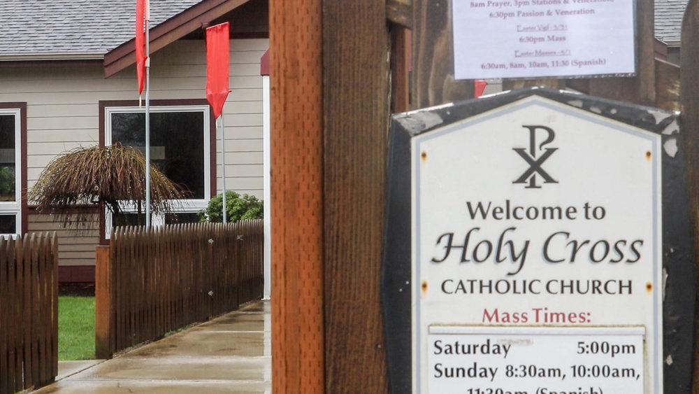 Holy Cross Catholic Church, Rural Landowner