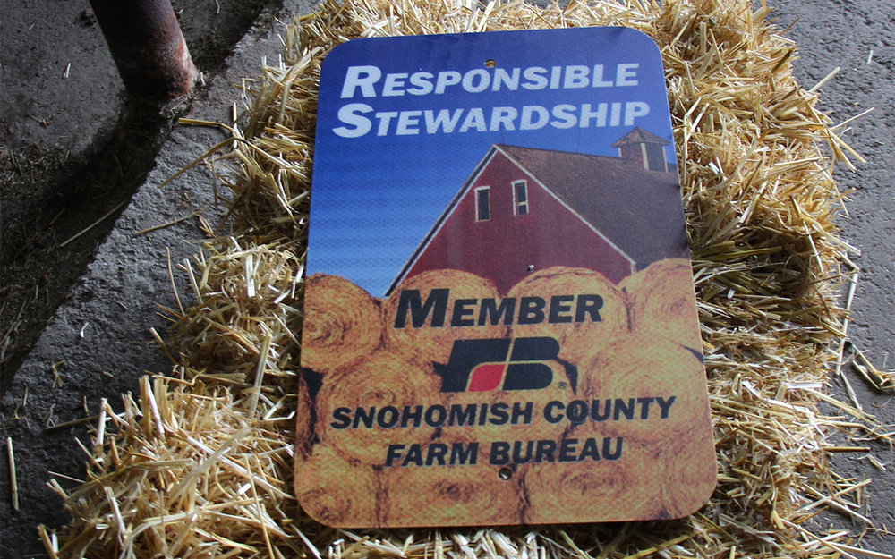 Snohomish County Farm Bureau, Organization