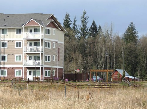 Farms to condos - photo by Bill Pierce (photovoice)