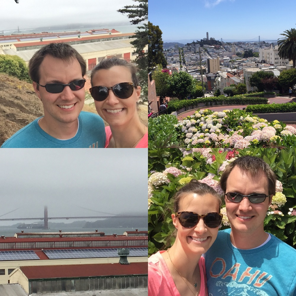 A free day in San Francisco!