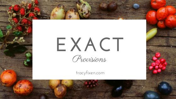 exact-provisions