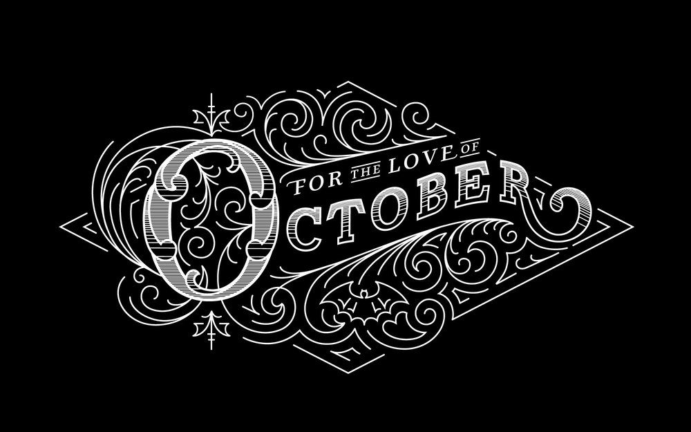 For the Love of October Desktop Wallpaper