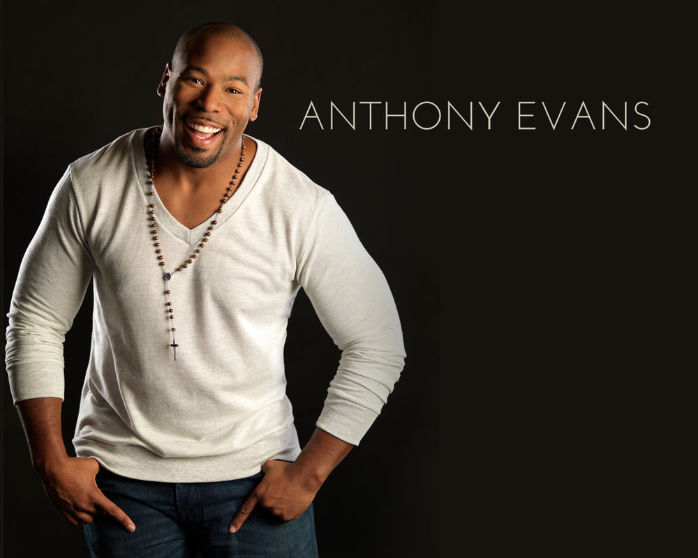 For more than a decade, Anthony Evans has voiced the Gospel with such a melodic, thought-provoking style that he has emerged as one of Christian Music's premiere male vocalists, songwriters, and worship leaders. His time in Los Angeles with NBC's hit show The Voice led him to think more progressively about his music--without compromising his faith and message, Anthony wants to speak in terms that connect with people spiritually, no matter where they are at in their faith journey.  Anthony's new groundbreaking album Back To Life features unconventional, stereotype-shattering production and is a much needed breath of fresh air within modern worship.  The 11 song album also features Grammy nominated producer Max Stark, legendary vocal producer Tim Davis and songs co-written by Krissy Nordoff (Your Great Name), Cindy Morgan, Martha Munizzi and Kirk Franklin.