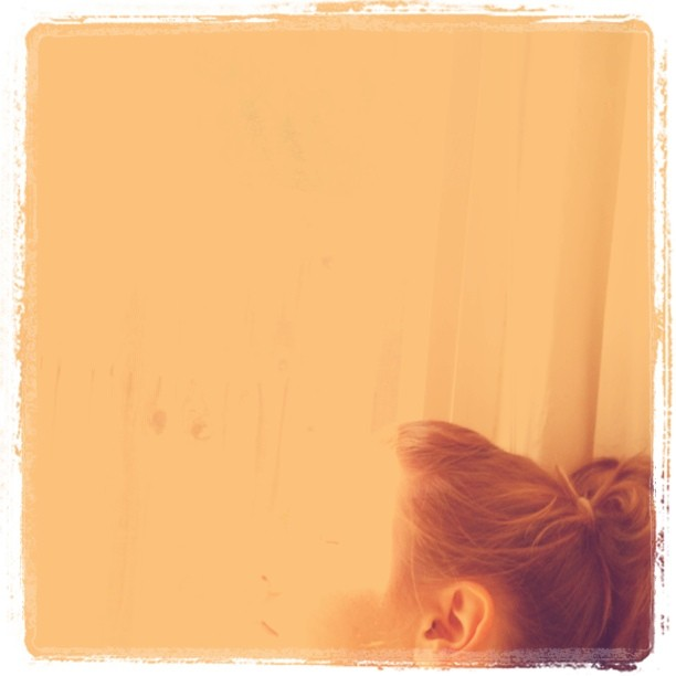 Faceless as the sun (Taken with  instagram )