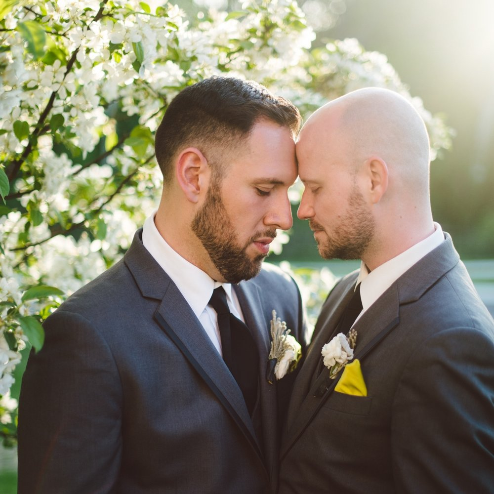 Robert + Shaun: Upstate New York Wedding